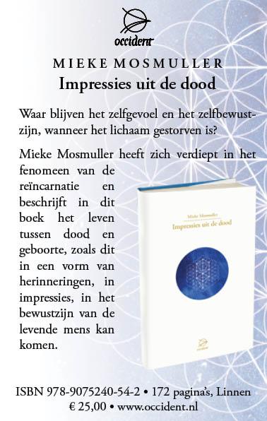 Die Impressies uit de dood - Mieke Mosmuller - Occident